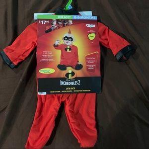 Jack-Jack incredibles 2 costume